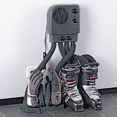 Sèche-chaussures et gants