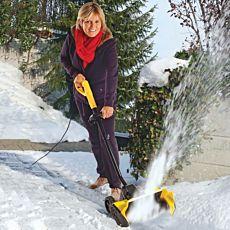 Elektro-Schneeschaufel