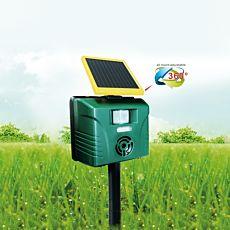 Solar-Multifunktions-Tierschreck