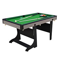 Table de billard pliable