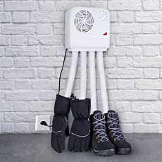Sèche-chaussures électrique, 350 W, pour 2 paires
