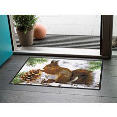 Paillasson écureuil, 50x75 cm