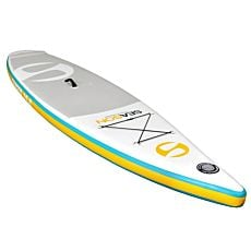 Stand Up Paddle SUP Season Cruiser 10.8 weiss/gelb