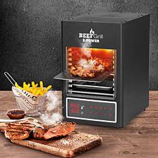 Gourmetmaxx Beef Maker Elektro-Oberhitzegrill