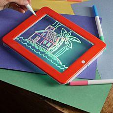 Tableau à dessiner Magic Pad avec nombreux accessoires