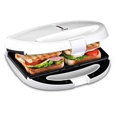 Trisa Sandwich Toaster Tasty Snack 3 in 1