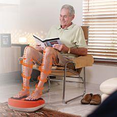 Vibrolegs appareil d'entraînement et de massage miracle pour les jambes