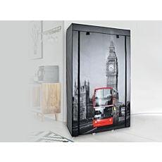 Mottenschrank Big Ben mit Doppeldeckerbus