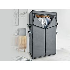 Mottenschrank mit praktischen Seitentaschen