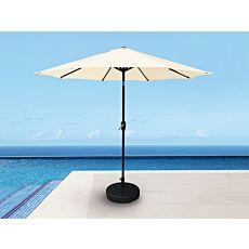 Sonnenschirm mit Sockel UV50+