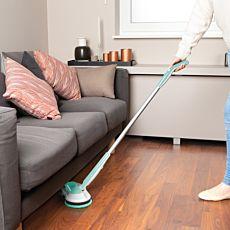 Balai-spray à accu Cleanmaxx avec 2 pads rotatifs