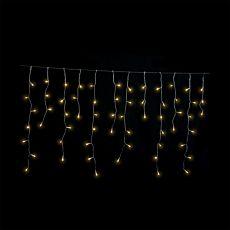 LED Outdoor Lichtervorhang Icicle