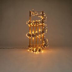 LED Outdoor Lichterkette Cluster 720 LED