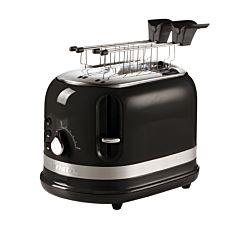 Ariete Toaster mit 6 Bräunungsstufen