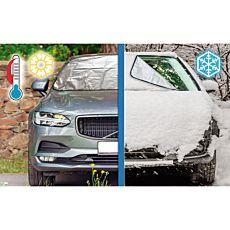 Starlyf Screen Wonder, protection auto contre le gel et le soleil en un