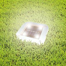Starlyf Solar Light, 4er Set, LED Solarleuchte