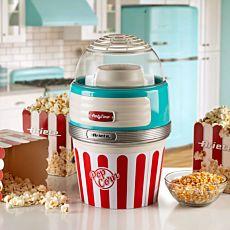 Grosse Ariete Popcorn-Maschine im Retrodesign