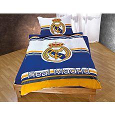 Real Madrid Bettwäsche mit grossem Logo