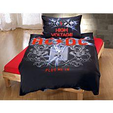 AC/DC Bettwäsche HIGH VOLTAGE