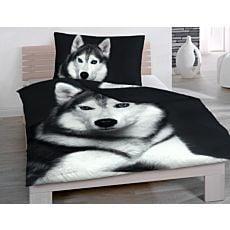 Husky-Bettwäsche