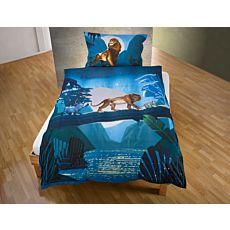 Bettwäsche Der König Der Löwen In Blau Günstig Lehner Versand