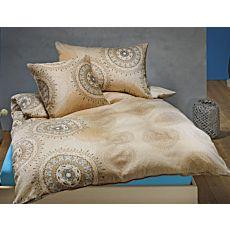Parure de lit en satin mandala