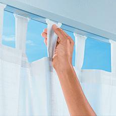 Vorhang-Schlaufengleiter