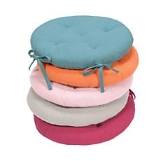 Coussin d'assise rond