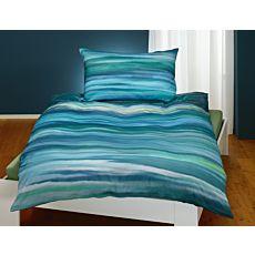 Linge de lit avec joli motif en dégradé