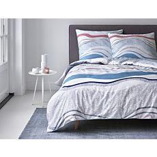 ESPRIT Bettwäsche mit farbigem Wellenmuster
