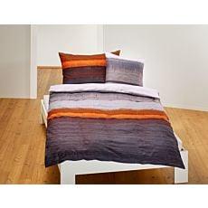 Bettwäsche mit dezentem Farbverlauf