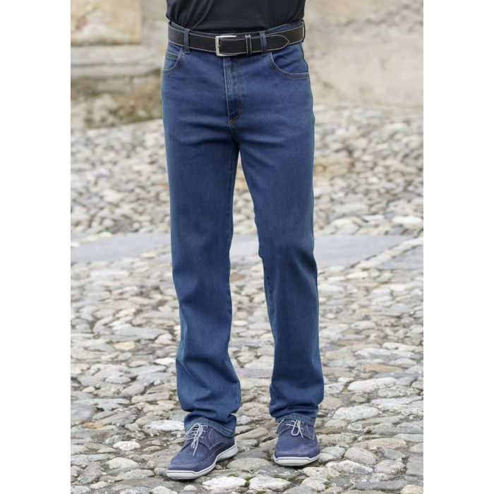Jean stretch 5 poches pour homme