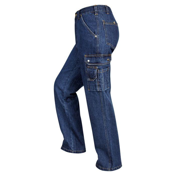 Orix Arbeits-Jeans aus Baumwolle
