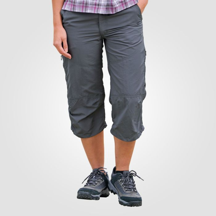 Pantalon de trekking 3/4 pour dames, qualité Supplex