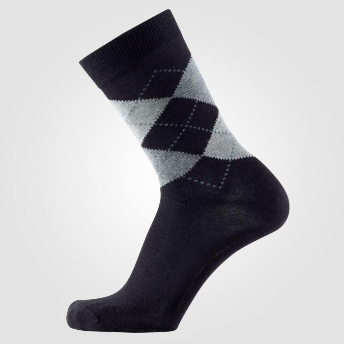 Socken mit Rhomben 5er-Pack