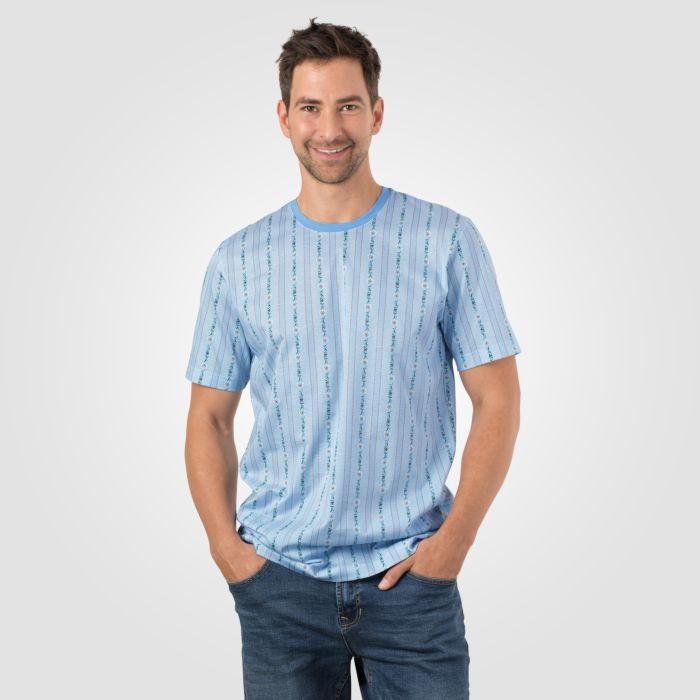 T-shirt hommes ISA edelweiss