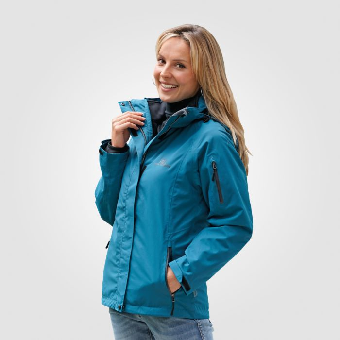 Outdoor-Jacke 3 in 1