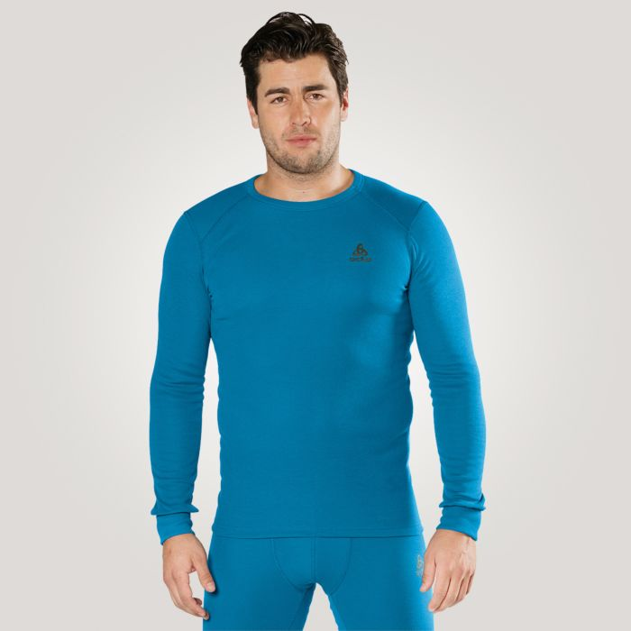 Shirt thermo Odlo Active Warm ECO pour hommes
