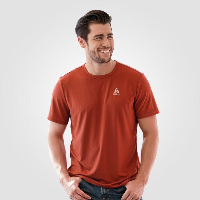 Odlo Herren Rundhals Shirt Cardana