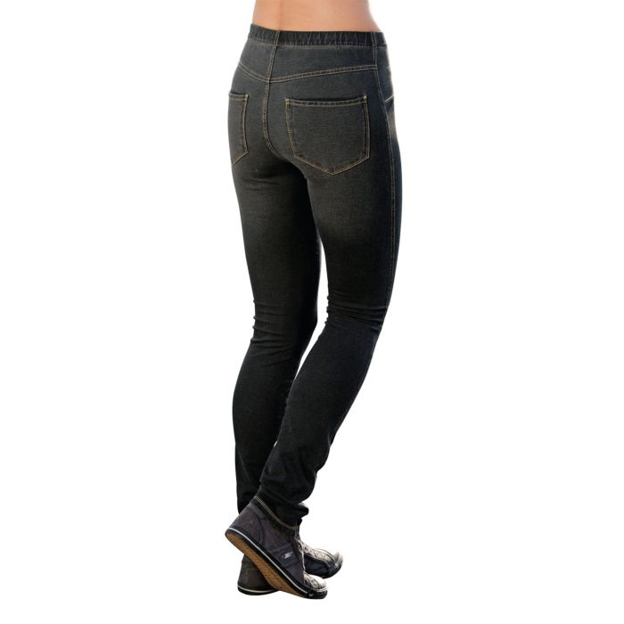 Legging jean stretch