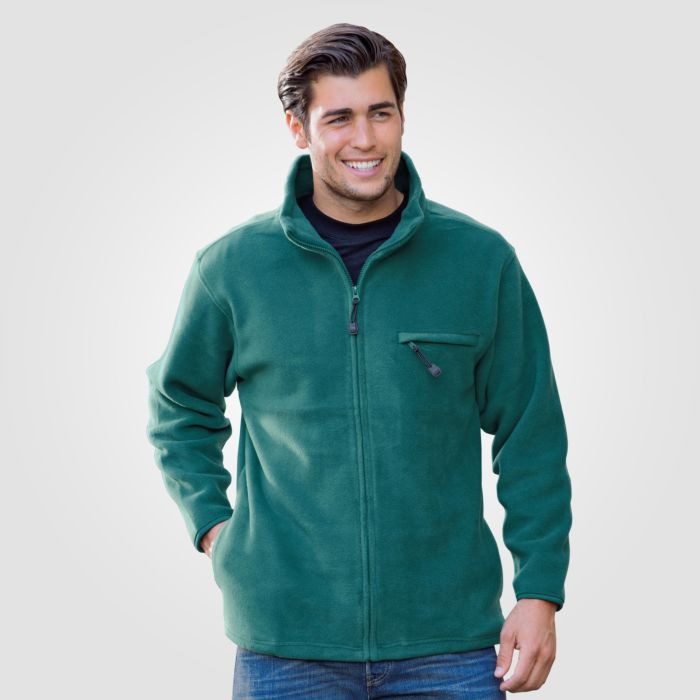 Fleece Jacke antipilling