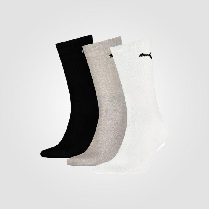 Puma Socken unisex 3er Pack