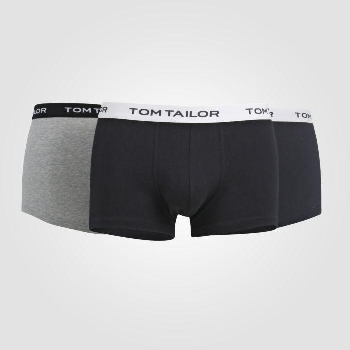 TOM TAILOR Boxer Briefs 3er Pack
