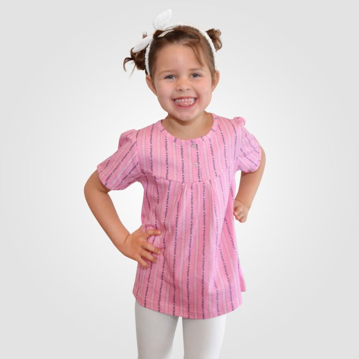 Shirt Edelweiss pour fillettes