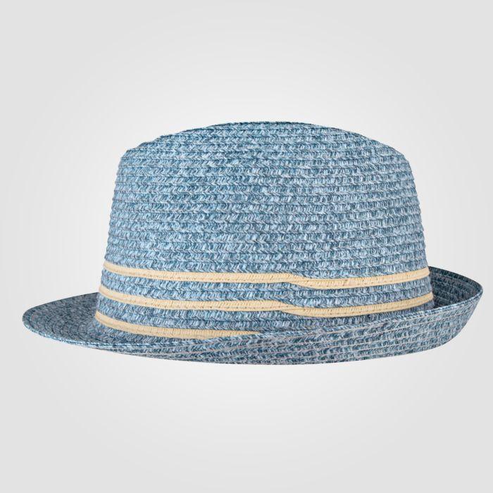 Trilby Hut aus Papier, 2-farbig