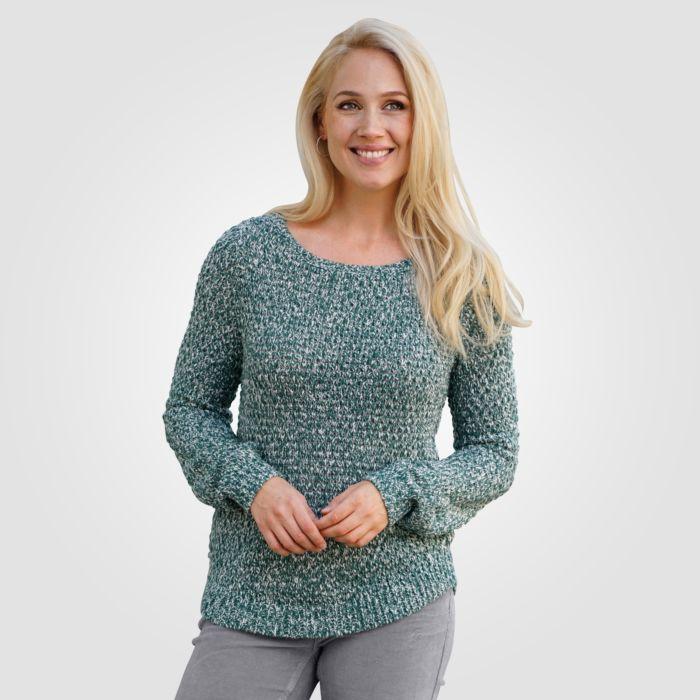 Pullover Damen Grobstrick