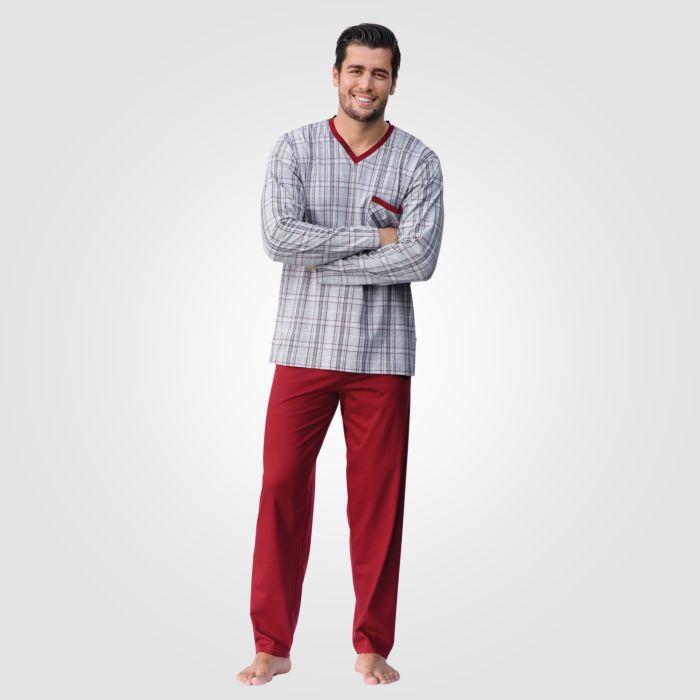 Isa Pyjama kariert