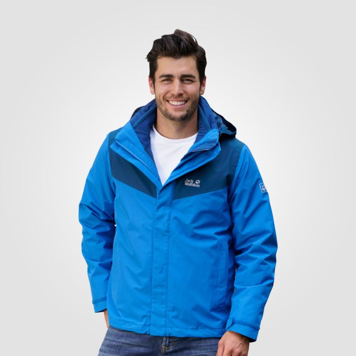 Jack Wolfskin Outdoorjacke Arland 3 in 1