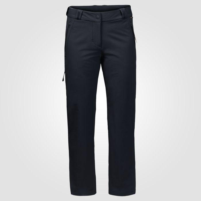 Pantalon Jack Wolfskin Activate Thermic pour dames