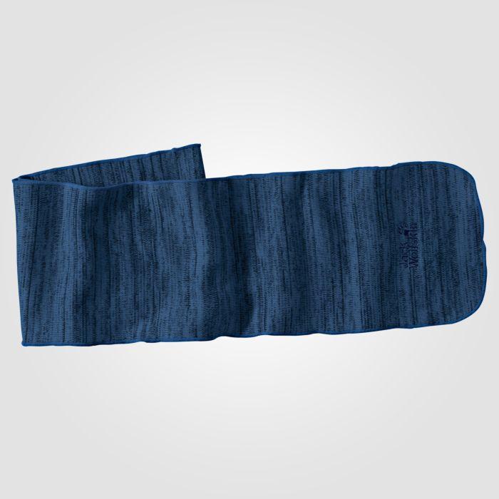 Echarpe Jack Wolfskin double-face Aquila scarf en fibre polaire